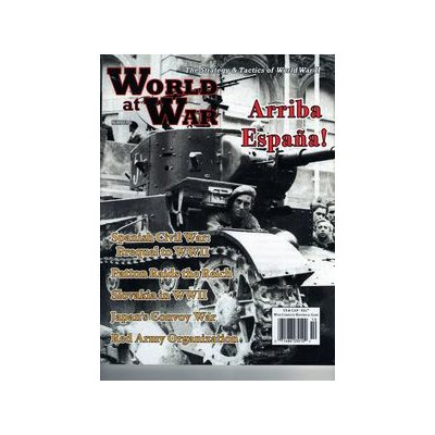 Image WORLD AT WAR #8 - ARRIBA ESPANA