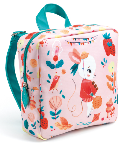 Image Sac maternelle / Souris