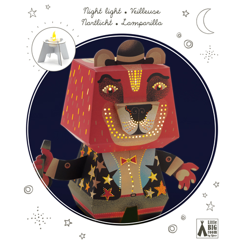 Arty Paperi Night light / Arty Bear - ÎLO307