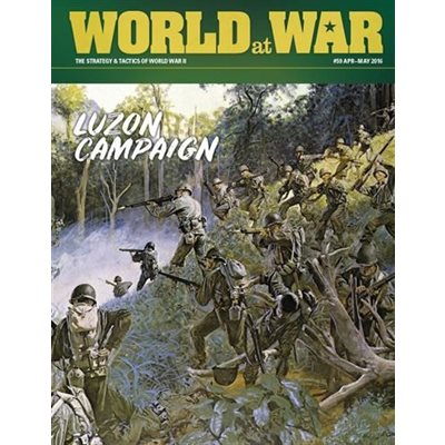 Image WORLD AT WAR #59 - LUZON CAMPAIGN SOLITAIRE