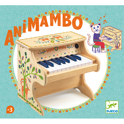 Image Animambo / Piano électronic
