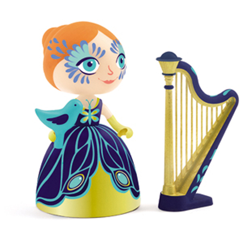Image Arty toys / Elisa and Ze Harpe