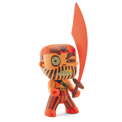Image Arty Toys / Captain Red