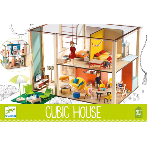 Image Cubic house