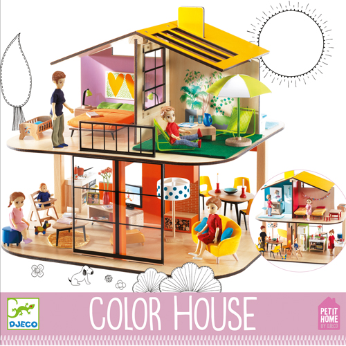 Image Color house