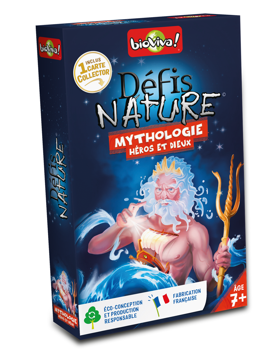 Image Défis Nature / Héros de la mythologie (french)