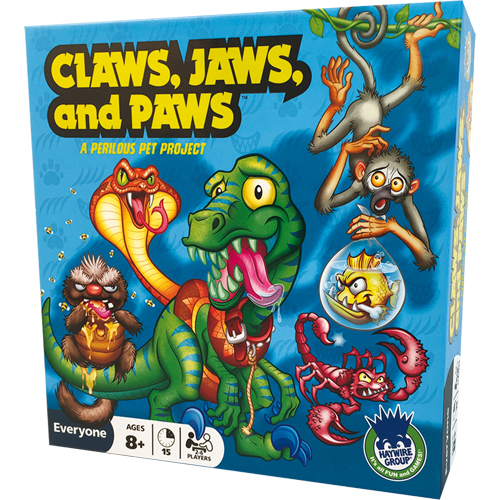 Image result for claws, jaws and paws