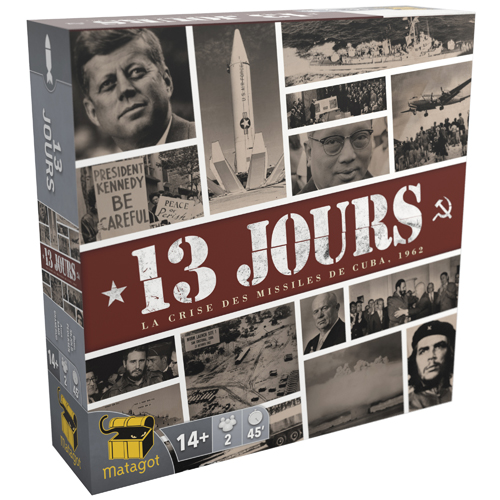 Image 13 Jours et 13 minutes (french)