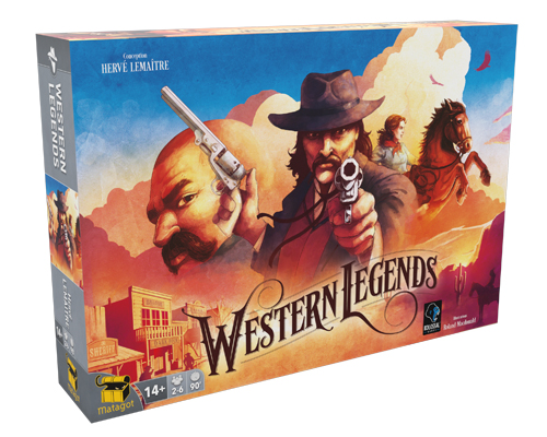 Image Western Legends (anglais)