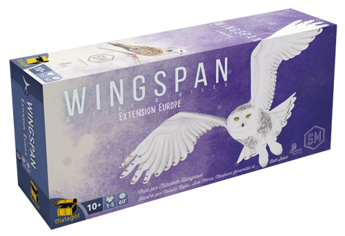 Image Wingspan / Extension Europe