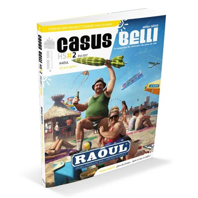 Image CASUS BELLI - HS - #2 - RAOUL COLLECTOR (FR)