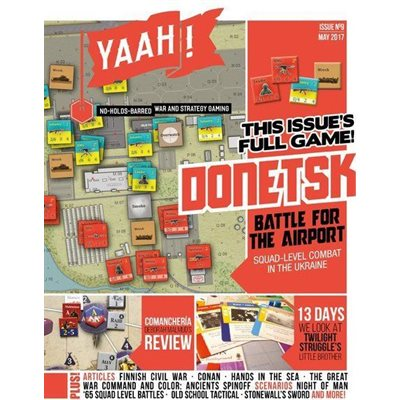 Image YAAH! #9 - DONETS. THE BATTLE FOR THE AIRPORT (EN)