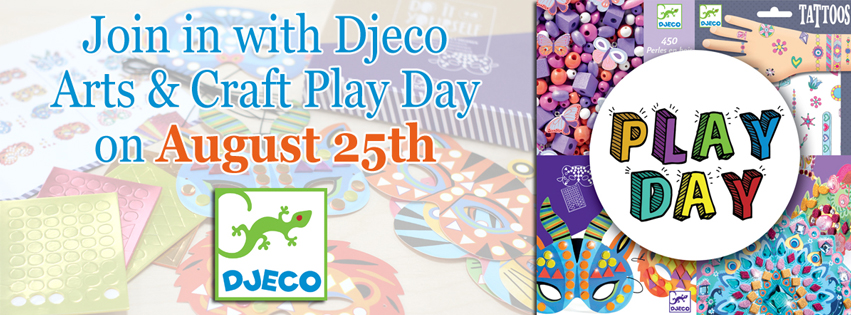 Article: It's Djeco Play Day at several Retailers Stores